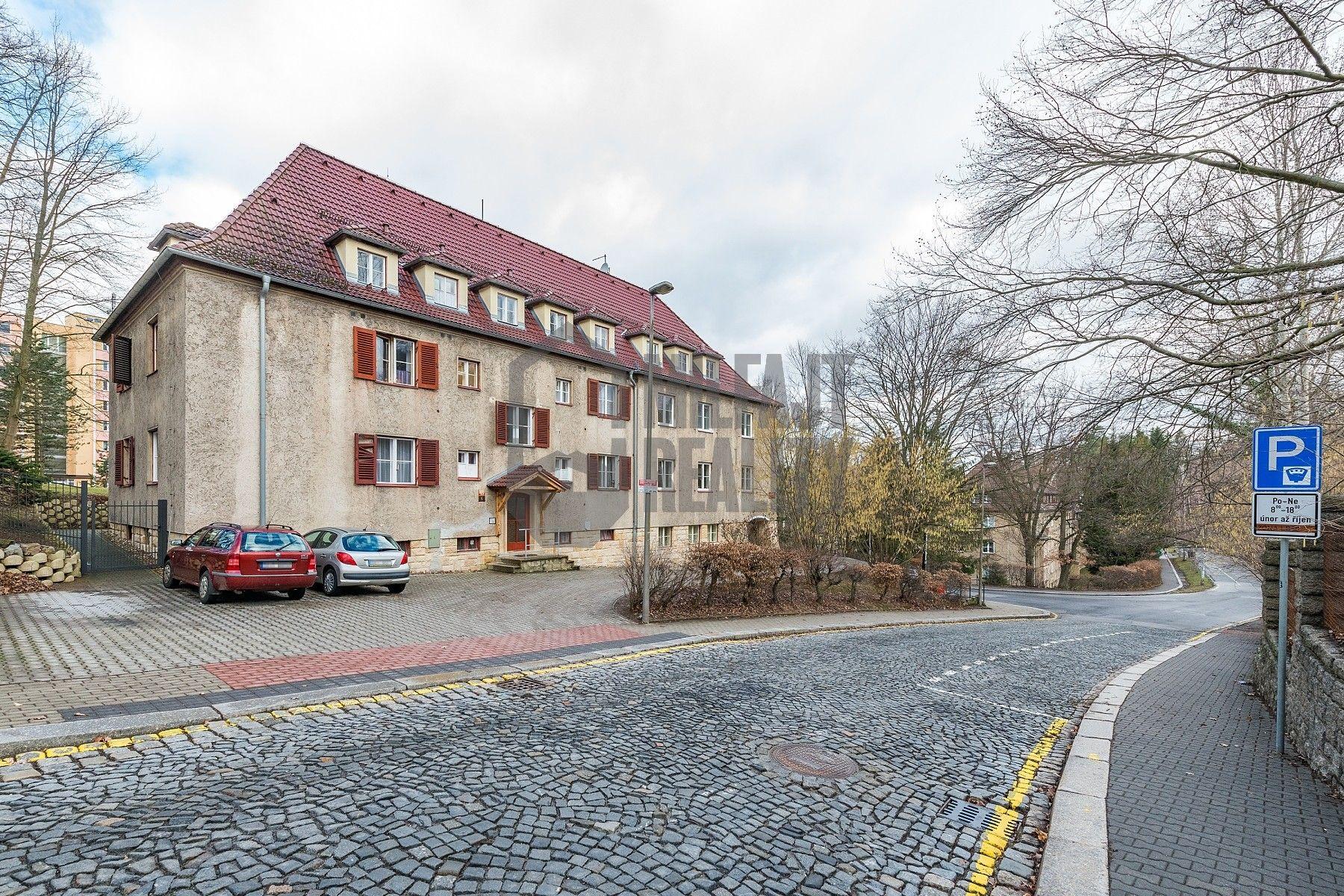 REZERVOVÁNO - Byt 4+1, výměra 108 m2, Liberec - Staré Město