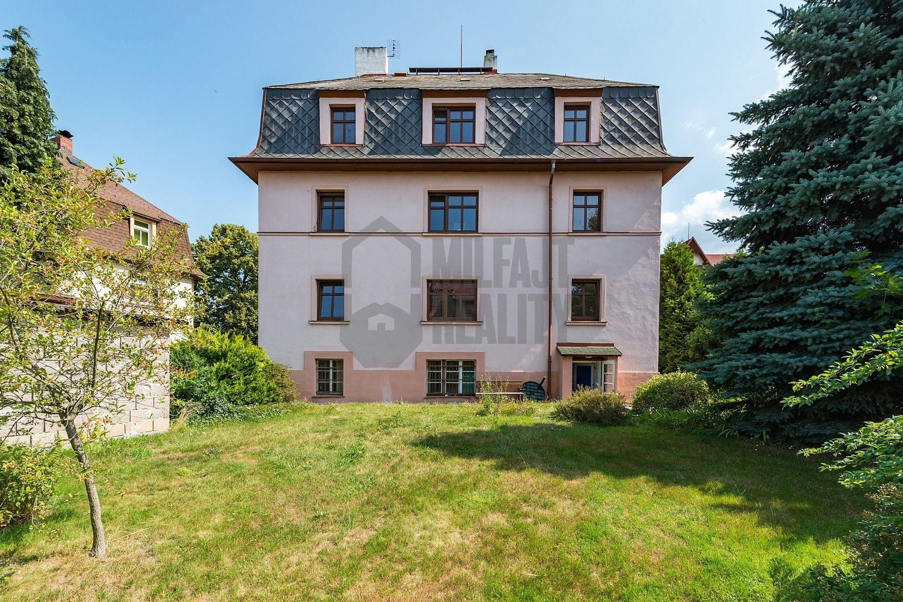 Nájemní byty, Kozinova, Liberec - Staré Město