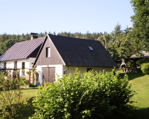 Prodej venkovského stavení, Budíkov - Český Dub.